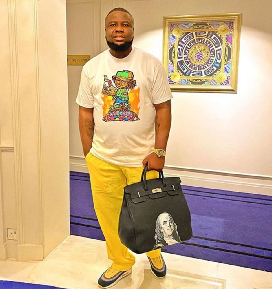Hushpuppi hires another top-rated Lawyer in California.
