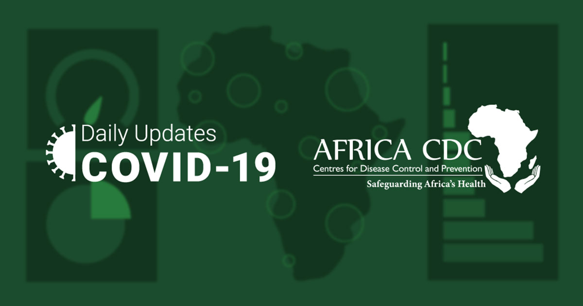 Live COVID-19 updates: Africa's confirmed COVID-19 cases pass 890,000-mark: Africa CDC