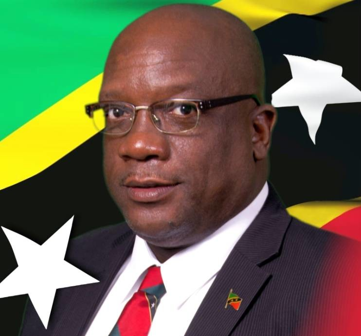 Prime minister of St. Kitts and Nevis, Timothy Harris