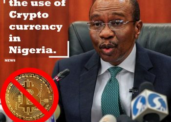 CBN places ban on Cryptocurrencies trading.