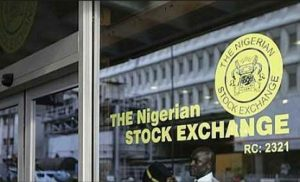 The Nigerian stock market began the week with loss