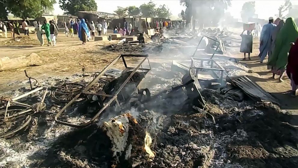 Almost 2000 people have been killed in Nigeria in just 3 months