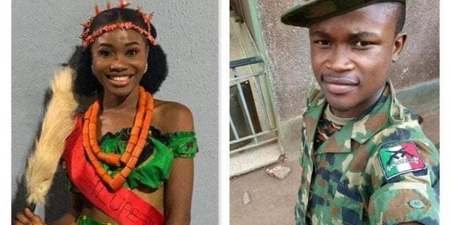 Army launches manhunt for soldier suspected of murdering his lover