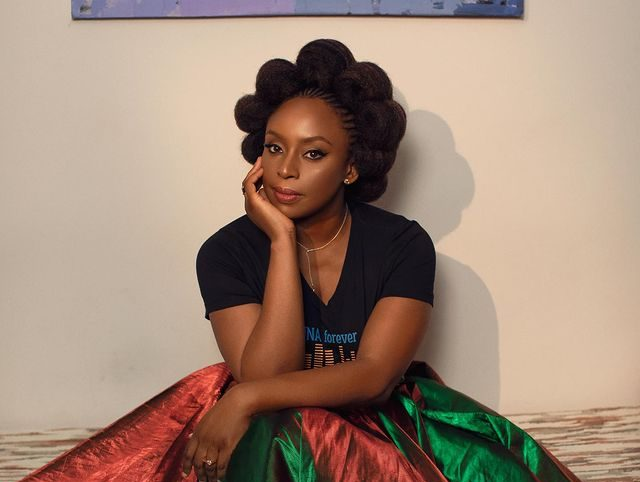 Chimamanda Ngozi Adichie chides the parish priest who verbally assaulted her during her mother's funeral mass