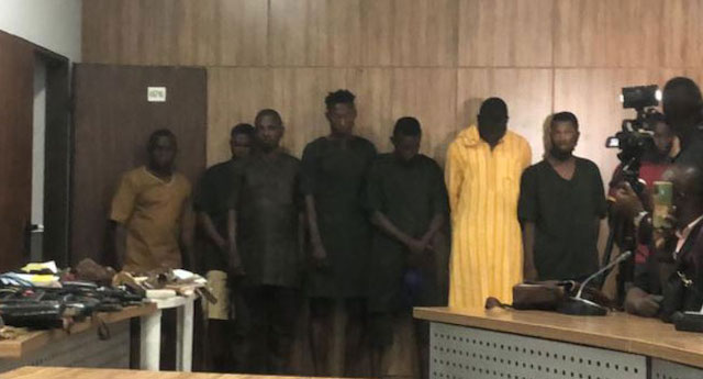 DSS ordered to produce detained Igboho's aides in court