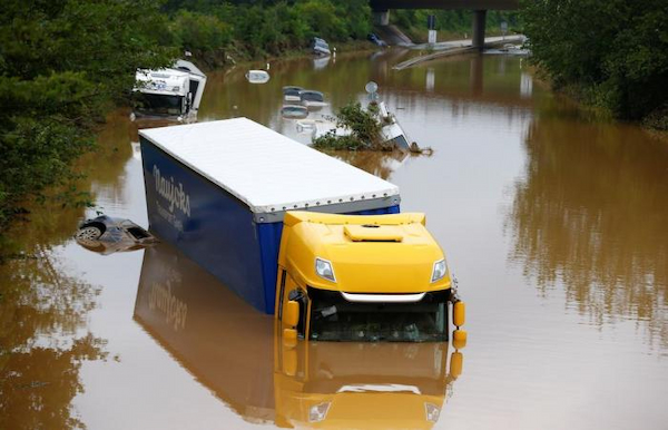 Death toll in German flood has risen to 165