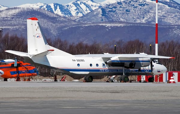 Russian aircraft carrying 17 passengers goes missing in Siberia