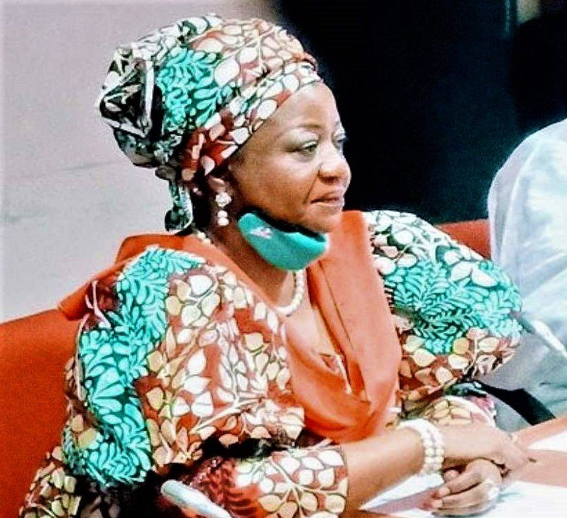 Why Buhari's assistant Lauretta Onochie's candidacy rejected – Senate