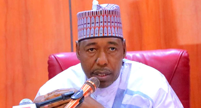 Zoning presidency to South not a must - Zulum