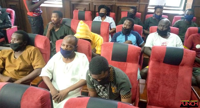 DSS appeals bail granted 4 Igboho aides