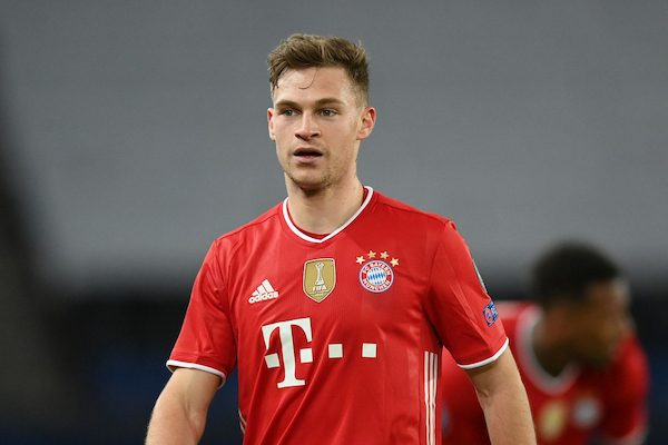 Joshua Kimmich renews his contract with Bayern Munich until 2025