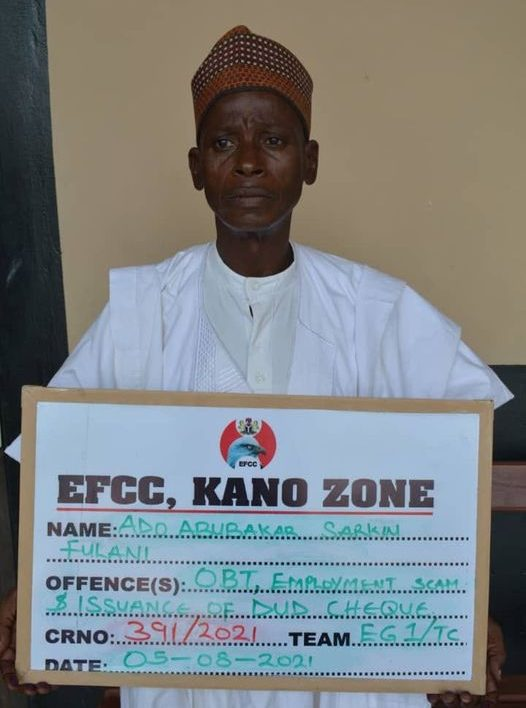 Man jailed 7 years for job scam in Kano