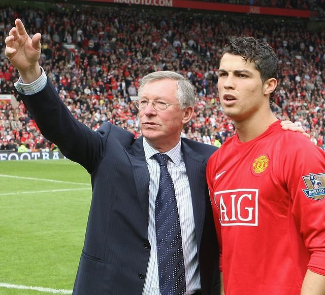 """""""Manchester United has always had a special place in my heart"""" - Ronaldo"""
