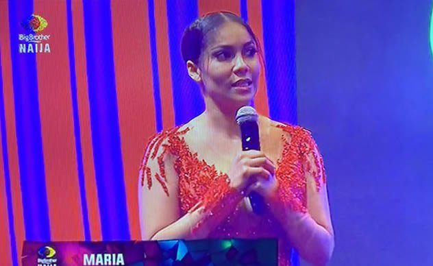 Maria breaks silence on Whitemoney after being evicted