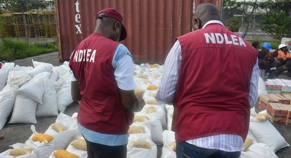 NDLEA recovers 2,504.8kg of drugs in 5 states