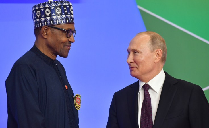 Nigeria signs military agreement with Russia