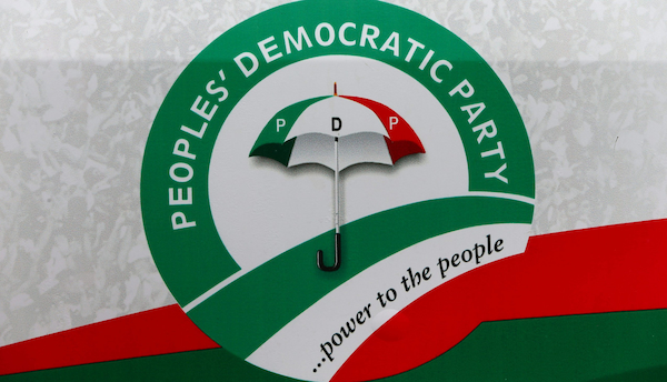 PDP shaken by uncertainty as deputy takes over as national chairman