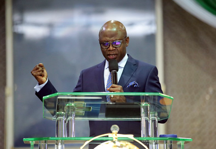 Pastor Bakare confronts Bishop Oyedepo, accusing him of making a fuss about his private jet