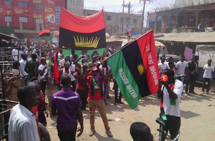 """""""We will not impose sit-at-home policy again"""" – IPOB"""
