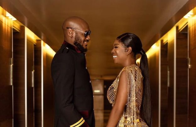 2Face finally reacts to Annie Idibia's threat
