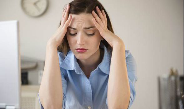 5 sicknesses caused by stress