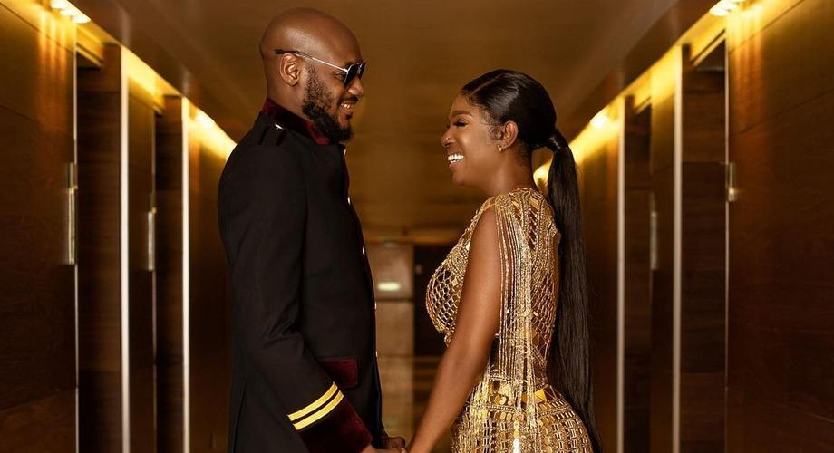 Annie Idibia drags her husband 2Face Idibia on Instagram
