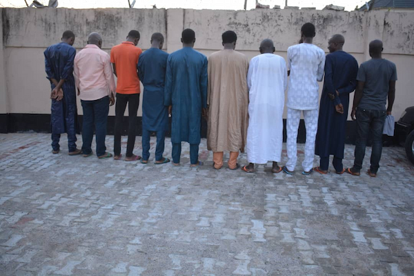 EFCC arrests forex fraud syndicate in Kano