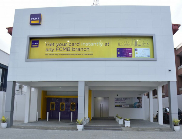 FCMB named as Best SME Bank in Africa and Nigeria