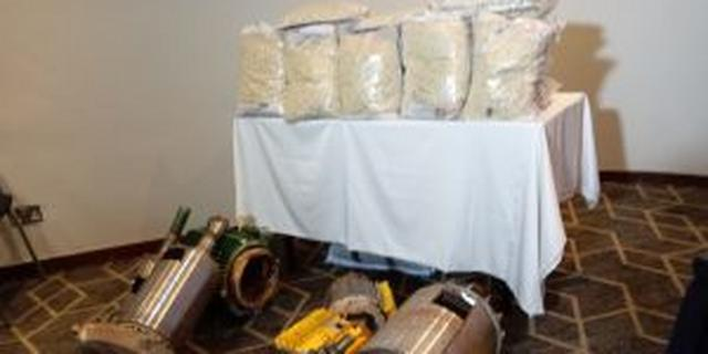 NDLEA intercepts N5.8 billion illegal drugs at Lagos port and arrests one suspect