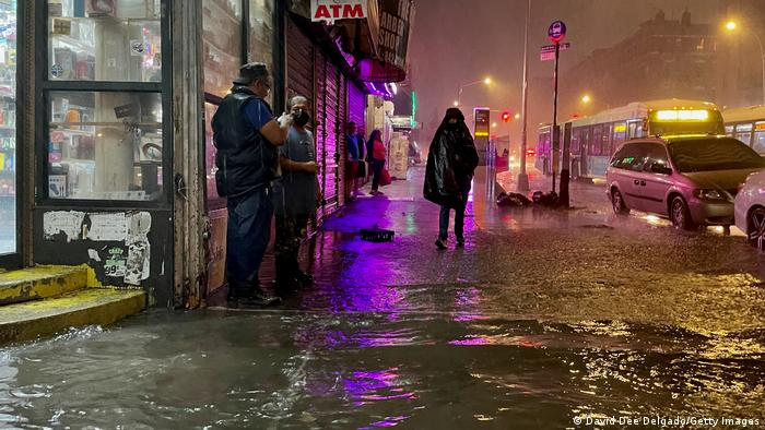 New York flooding caused by Remnants of Hurricane Ida claims Eight lives
