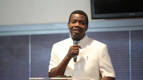 Pastor Adeboye and other Christian leaders pray for Nigeria