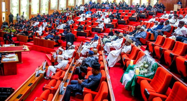 Senate confirms EFCC secretary and other board members